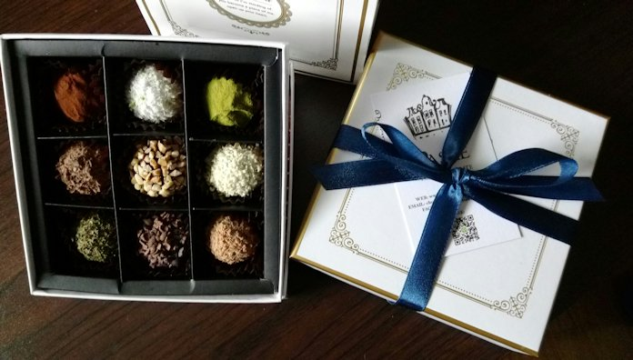 Gift Box (set of 9 bonbons)